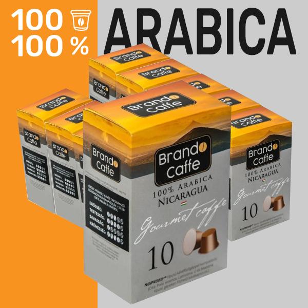 Brazil Soleil 100% arabica | Termékeink > POD KÁVÉ ÉS
